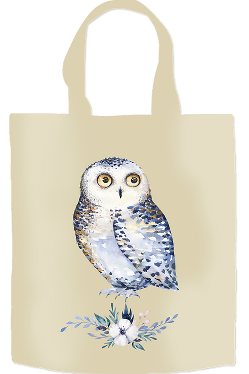 Floral Owl One