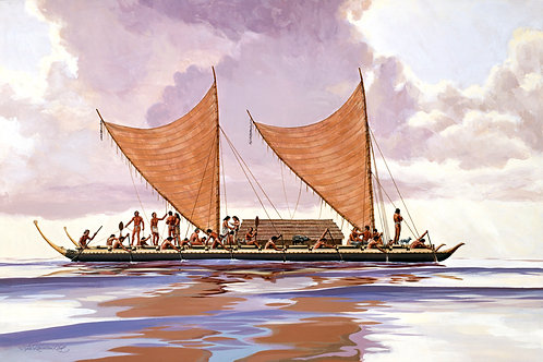 Ancient Voyaging Canoe