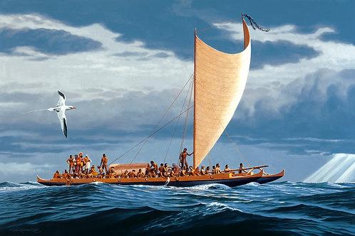 Kamehameha's Double Canoe