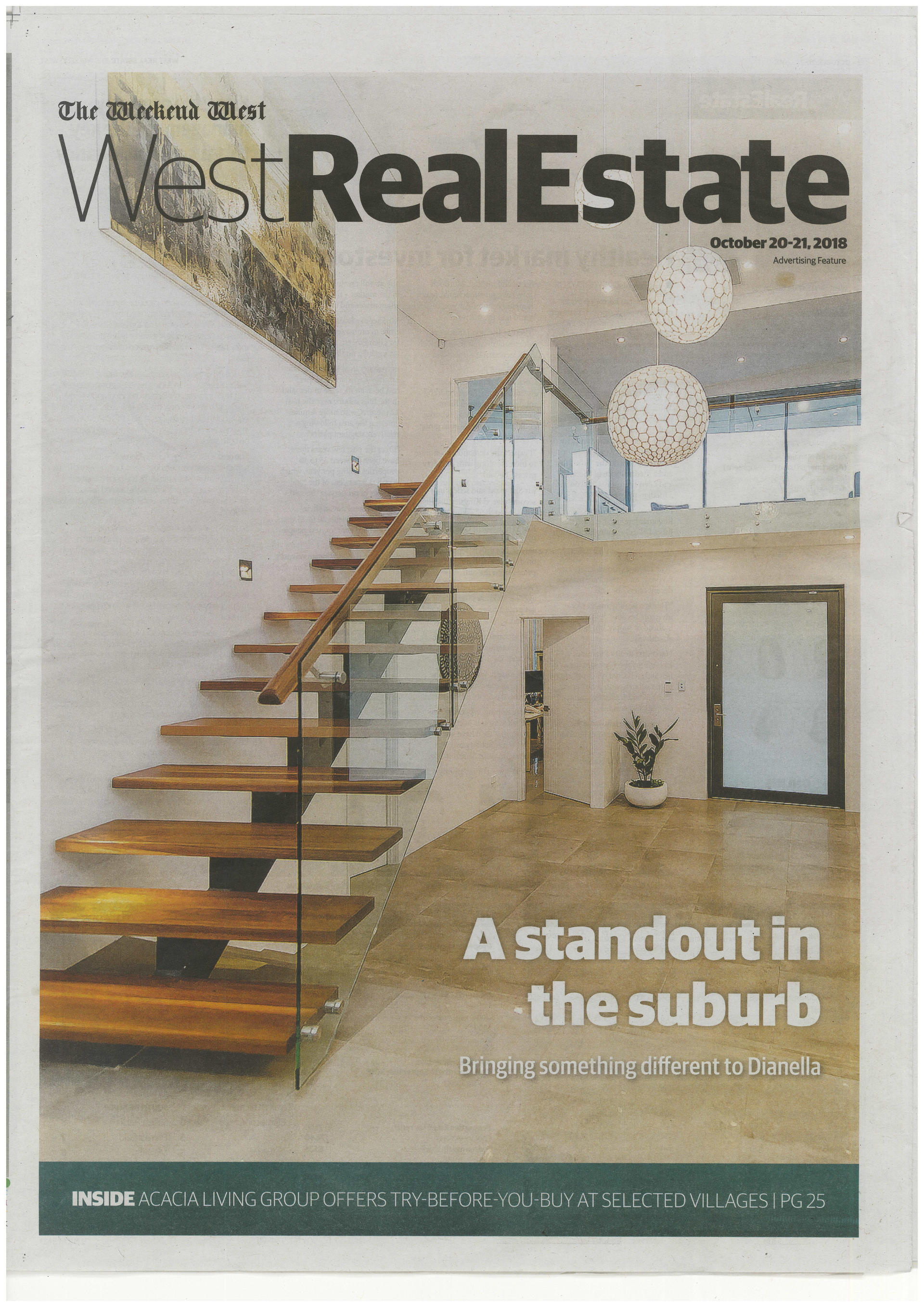 The West Australian Oct '18