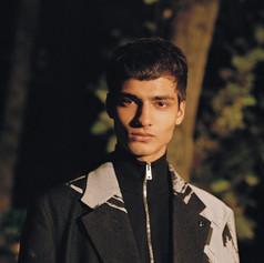 Farhan Alam, Male Model Scene Spring '20