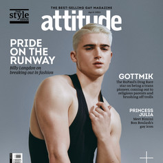 Attitude Mgazine, April Collections