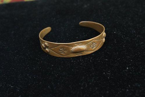 Native American Copper Bracelet