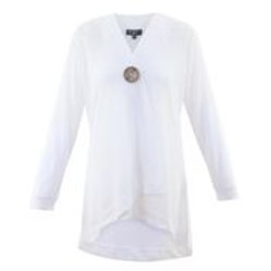 Marble White Cardigan 6094