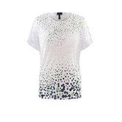 Marble Fine Knit Tee 6099
