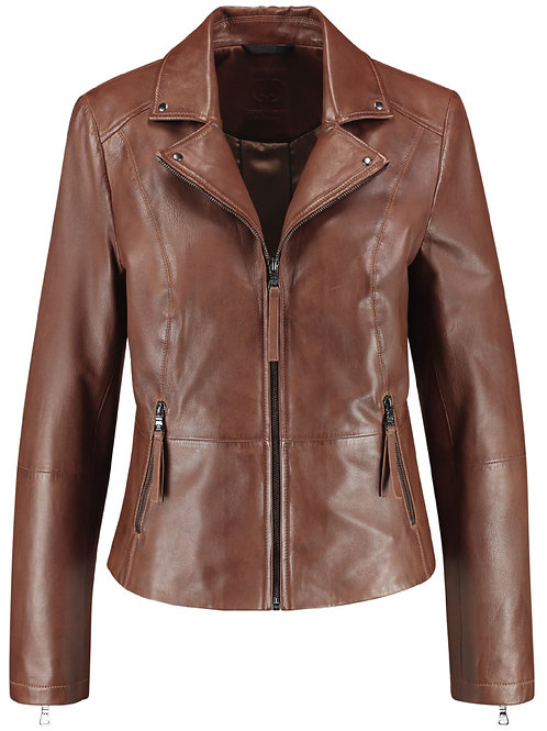 Gerry Weber Leather Jacket 430014