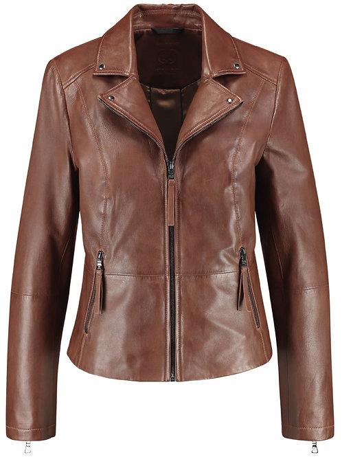 Gerry Weber Leather Jacket 430014