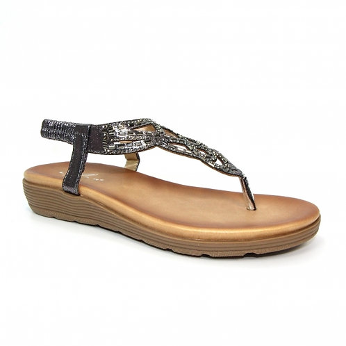 Jax Diamante Sandal