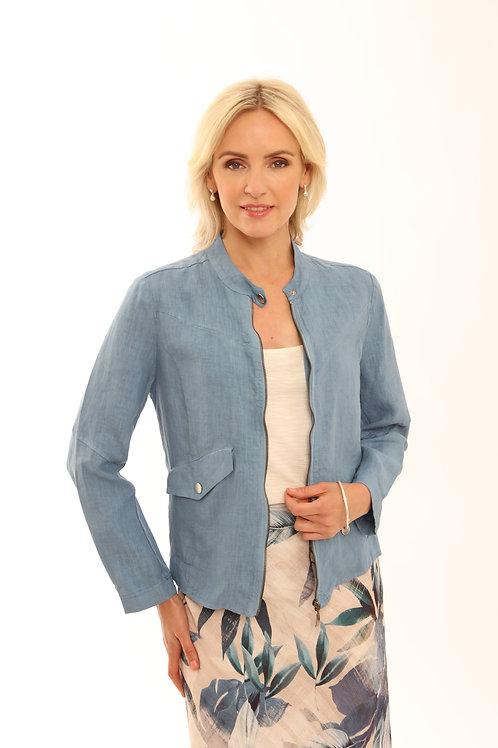 Pomodoro linen jacket 32005