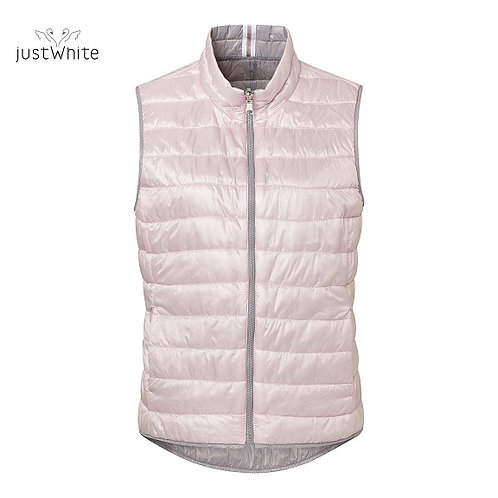 Just White Gilet 43726