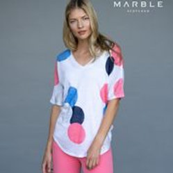 Marble Top & Cami 6095
