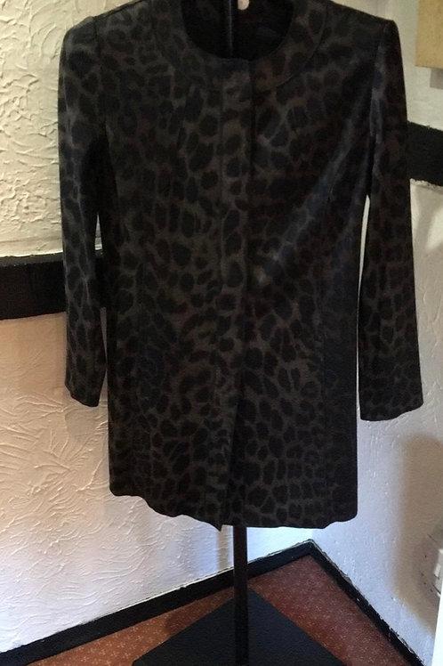 Betty Barclay 4098 Animal Print lightweight Jacket/Coat