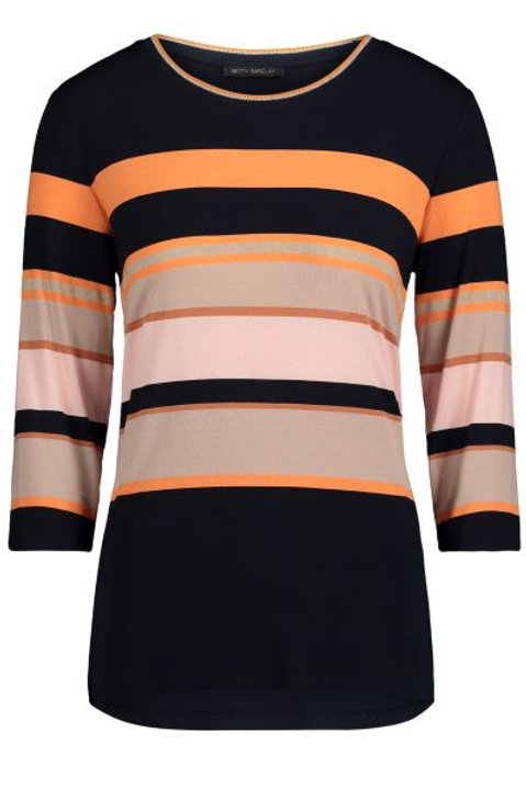 Betty Barclay stripe T shirt 2052