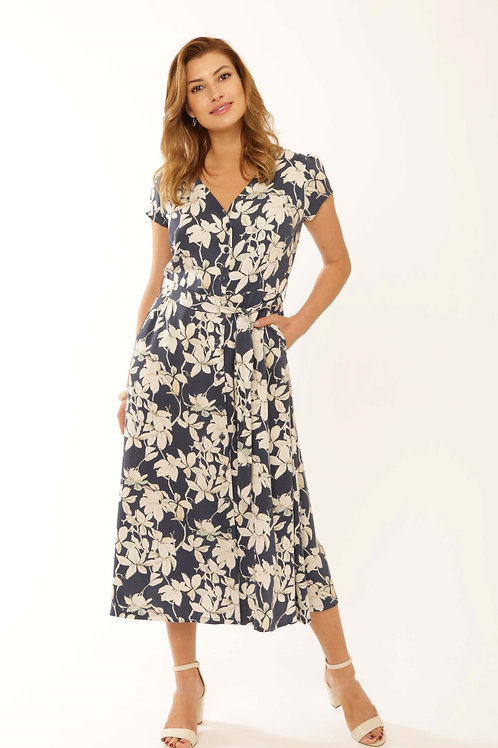 Pomodoro Print Dress 62107