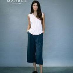 Marble Sleeveless T 6048