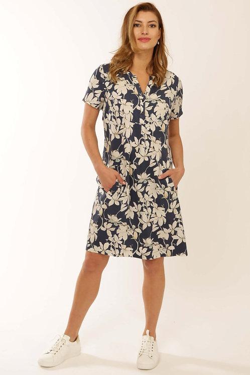Pomodoro Print Dress 62105