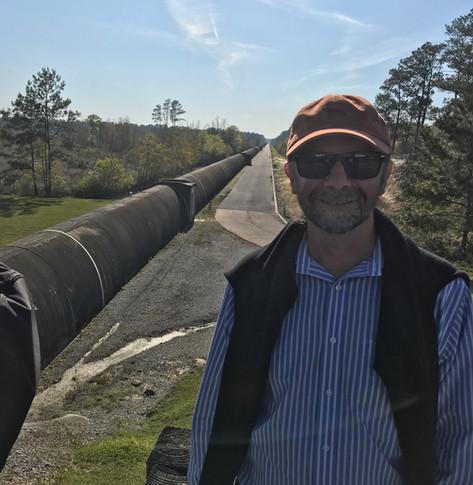 Tim at LIGO