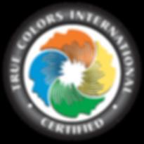 TrueColors Certified Logo Black Badge.pn