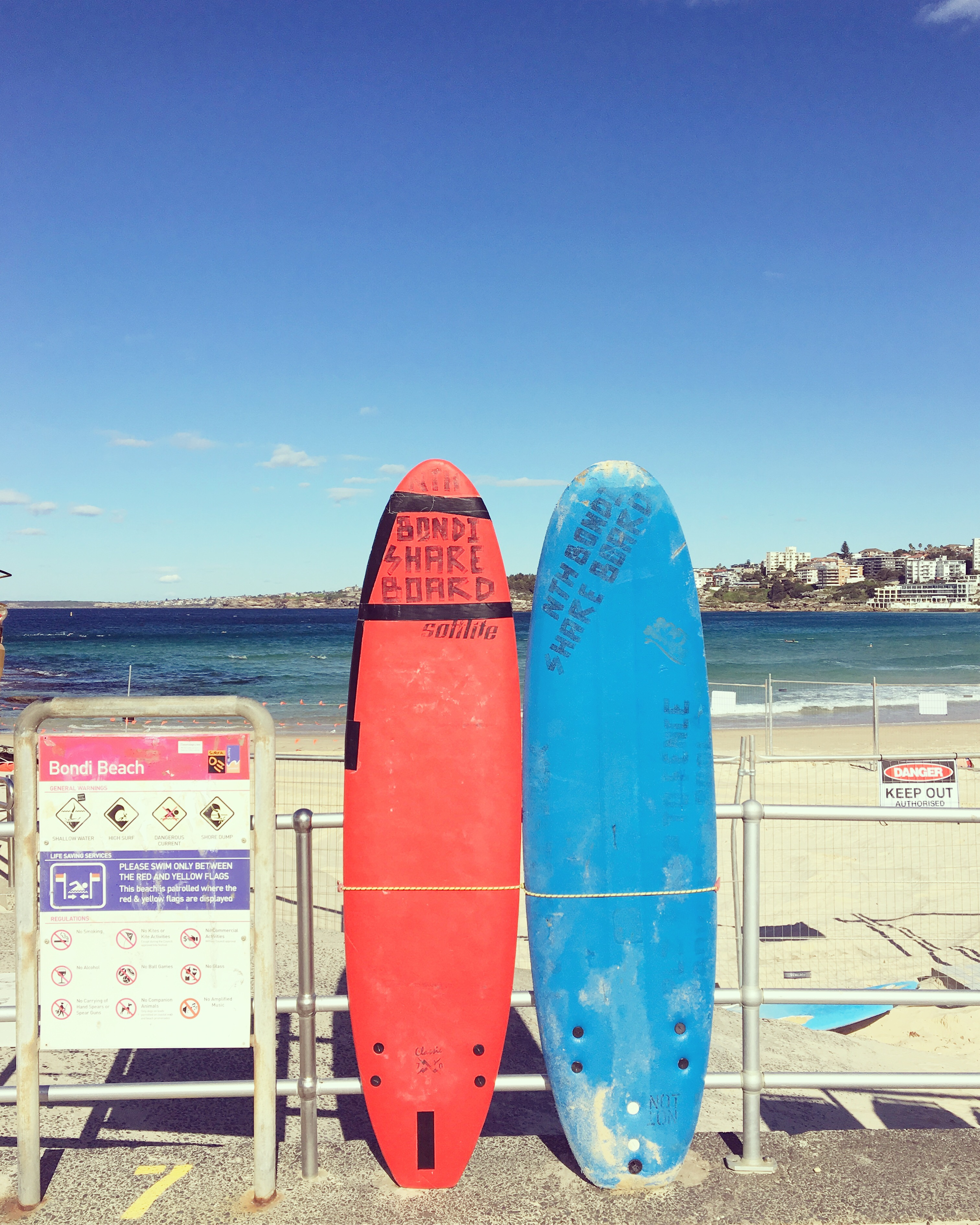 Nth Bondi Share Board
