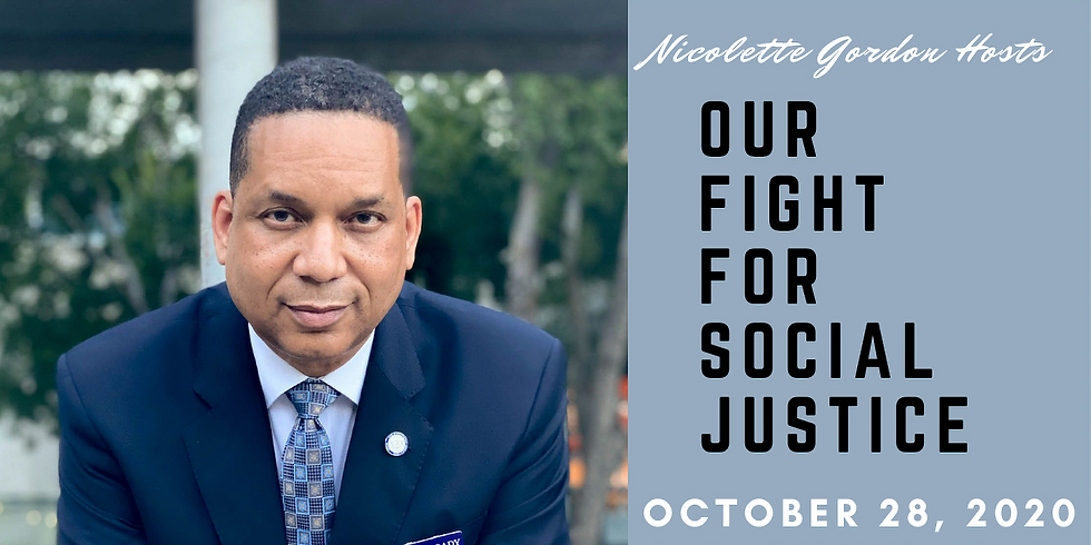 Our Fight for Social Justice: Meet Flynn Broady