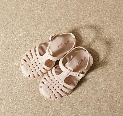 Jelly sandals | Waterschoen|  Light Blush | La Romi