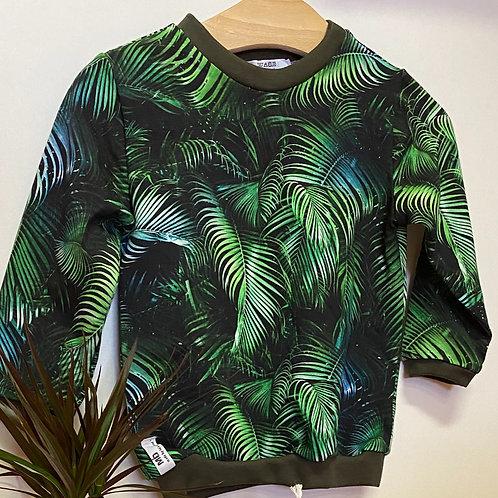 Sweater | Palm | MissDraad