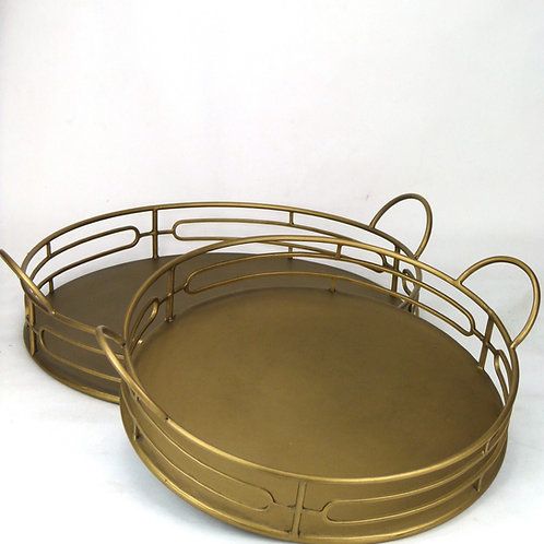 Gouden tray   Mansion Athmosphere
