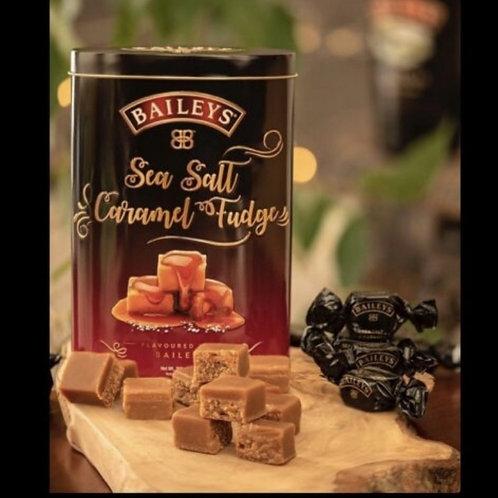 Sea Salt Caramel Fudge | Baileys | Van d'Olde Stempel