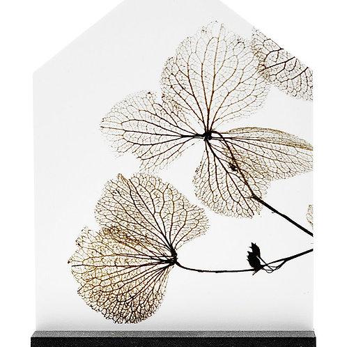 Huisje | Gedroogde bloemen| Cadeautje | Zoedt