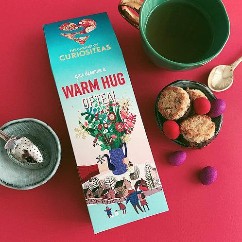 Warm hug of tea giftbox | Van d' Olde Stempel