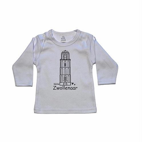 Shirt I Zwolle | Wit | MarGoCadeau