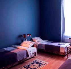 3-Номер с 2 односпальными кроватями, общ