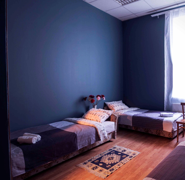 2-Номер с 2 односпальными кроватями, общ
