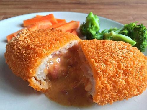 Chicken Cordon Bleu 1 porsi