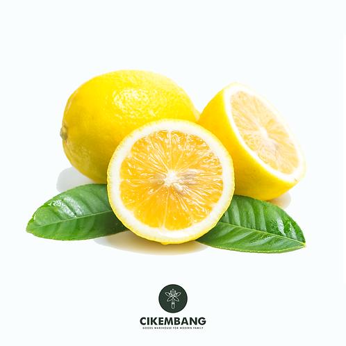 Jeruk Lemon California Kuning 500 gr JKT