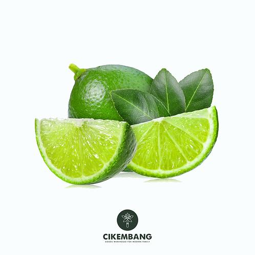 Jeruk Lemon California Hijau 500 gr JKT