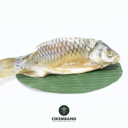 Ikan Asin Tawes 250 gr JKT
