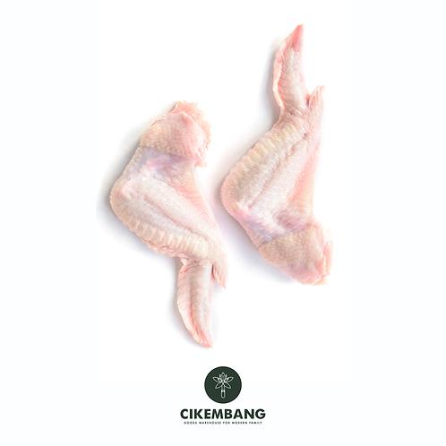 Ayam Sayap 1 kg JKT