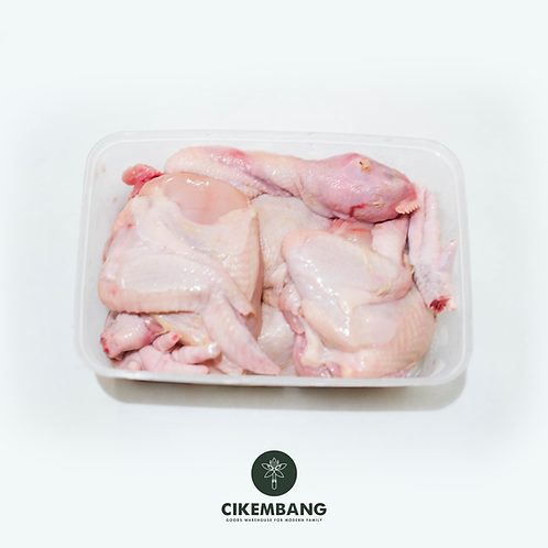 Ayam Pedaging 500 gr BDG