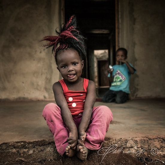 'Kwazi's Kids' TY17 - Limited Edition Photographic Print