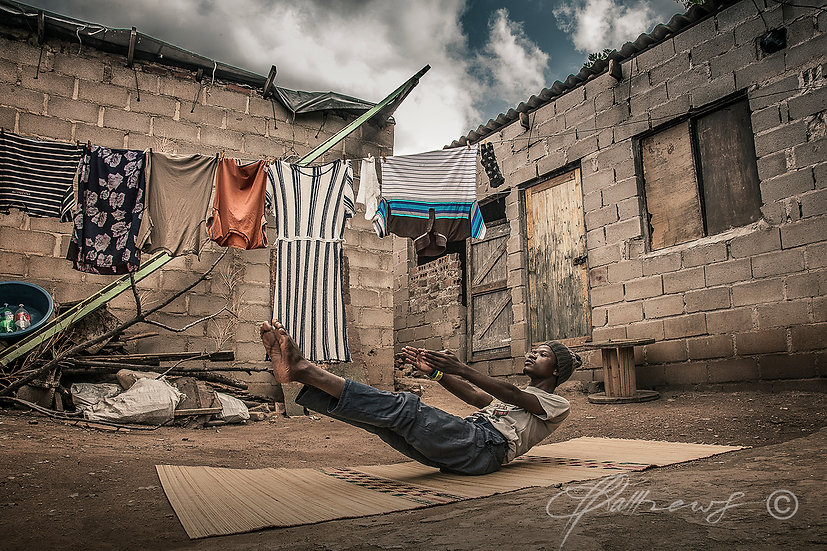 'Zweli' - TY01 - Limited Edition Photographic Print