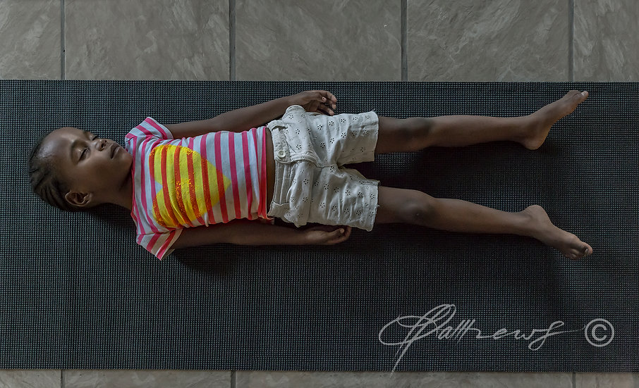 'Yoga Love' TY11 - Limited Edition Photographic Print