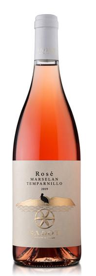 Rosé Marselan Tempranillo 2020