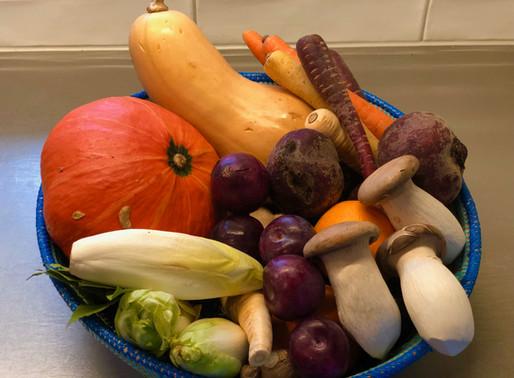 Ernährungsempfehlungen im Herbst
