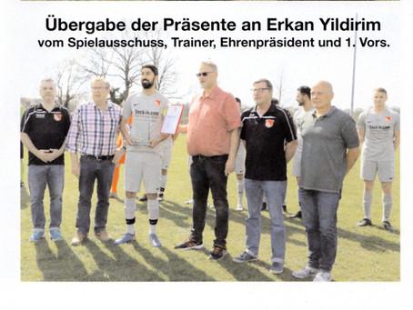 10 Jahre für den FC Frauenweiler!