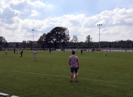Grandioser 7:1 Heimsieg gegen Balzfeld/Horrenberg