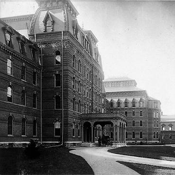 College-Hall-Wellesley-College-Wellesley