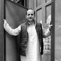 Iqbal Hussain Wani, Papier-mâché (Naqashi)