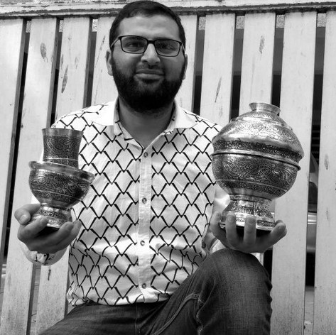 Imtiyaz Ahmed Kak, Copperware