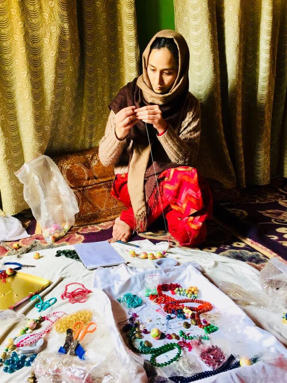 Rise of the Artisan Entrepreneur — Urooj Fatima